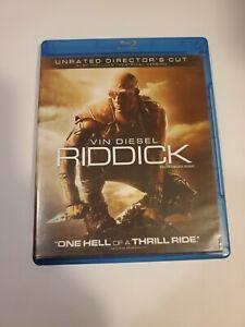 Riddick (Blu-ray/DVD, 2014, 2-Disc Set, Canadian) b33