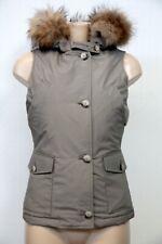 NWT | WOOLRICH Women's Parka Jacket in beige | size XS | RRP 329€