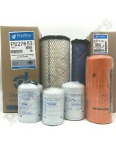 Filters Kit For Case 1845C & 1840 Maintenance (Radial Seal Air Filters)