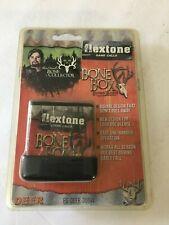 Deer Hunting Call - Flextone Bone Collector Bone Box - Easy Use Bleat Box Call