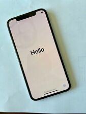 Apple iPhone X - 64GB - Silver (Unlocked) Free Shipping! - A1865 (CDMA + GSM)