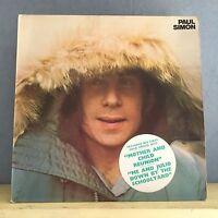 PAUL SIMON Paul Simon 1972 UK vinyl LP  EXCELLENT CONDITION Same self titled AA