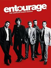 Entourage: Season 4 -HBO BOX SET DVD - BRAND NEW DVD