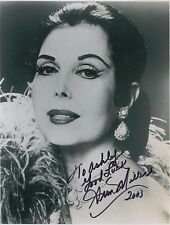 Ann Miller Signed Mulholland Drive On The Town 8x10 Photo Deceased