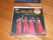 Vintage- 50th State- Charles Bud Dant- Reel to Reel-Sealed