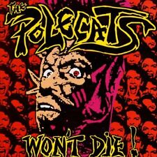 The Polecats Wont Die Audio CD