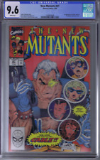 New Mutants #87 Marvel 1990 1st Cable