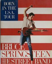 2 Bruce Springsteen Booklets: Born In Usa & The E Street Band