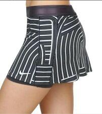 Nike Court  Dry Women's Tennis Skort Skirt Shorts Graphic  Grey  AH7854-081 XS