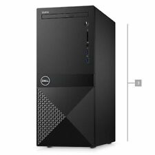 Dell Vostro 3000 3670 Desktop, Intel i5-8400, 8GB, 1TB 7200rpm Win10Pro BTX Base