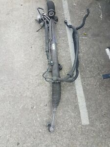 AUDI A6 4F 2006 , complete steering rack  4F2 422 066 A