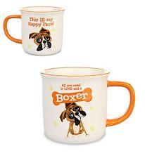 AD-B1lymMG Boxer Dog /'Love You Mum/' Coffee//Tea Mug Christmas Stocking Filler Gi