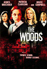 The Woods DVD, Kathleen Mackey, Rachel Nichols, Marcia Bennett, Catherine Colvey