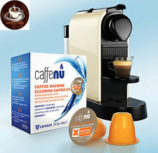 NESPRESSO CafeNu Coffee CLEANING CAPSULE 5 capsule per pack home coffee Machine