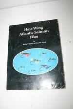 Fishing Book - Hair Wing Atlantic Salmon Flies - Keith Fulsher Charles Krom