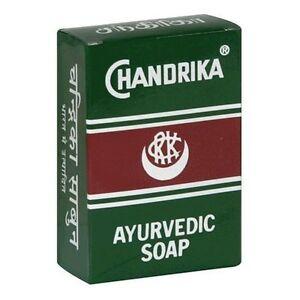 Ayurvedic Natural Chandrika Original Soap (Case of 10)