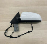 2007 2008 2009 AUDI A4 B7 - LEFT CONVERTIBLE SIDE VIEW MIRROR Great Shape