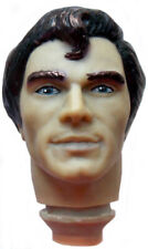 "1978 SUPERMAN THE MOVIE 12"" mego figure -- CHRISTOPHER REEVES -- HEAD"