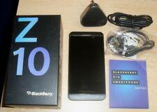 BlackBerry Z10 - 16GB - Black (Unlocked) Smartphone (PRD-49737-026) BOXED