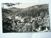 Ansichtskarte Luisenthal Thür. Wald Ohra-Talsperre 50/60er?? (2)
