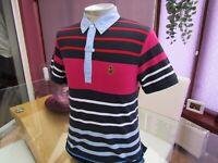 """Luke 1977 Men's Large Polo T Shirt  - 42"""" Chest"""