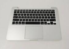 """Apple MacBook Pro Retina 13"""" A1502 2014 Palmrest Keyboard A1493 Grade A-"""