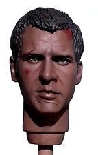 1:6 Custom Portrait of Harrison Ford as Rick Deckard from Blade Runner BP V2 BD