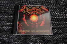 Uncanny Splenium for Nyktophobia CD Death metal Unleashed Morbid angel RARE OOP