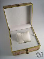 Idea regalo bauletto porta orologi e gioielli Alviero Martini 1^Classe