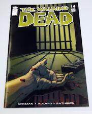 The Walking Dead Image Comic Book #14 Kirkman Adlard Rathburn 1st FIRST PRINTING
