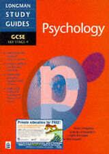 Longman GCSE Study Guide: Psychology (LONGMAN GCSE STUDY GUIDES), Wadeley, Aliso
