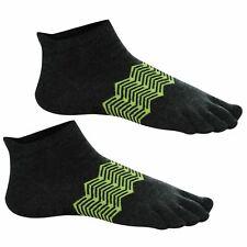 Womens USA Pro Toe Socks Trainer Warm New