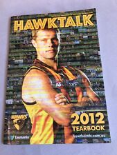 AFL Hawktalk 2012  Football Yearbook