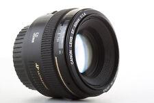 Objectif Canon EF 50mm 1:1,4 USM pour EOS: 750D 70D 7D 5D 1d... (1.4) Garanti