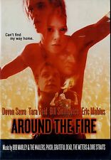 NEW DVD // AROUND THE FIRE // DEVON SAWA, TARA REID, BILL SMITROVICH