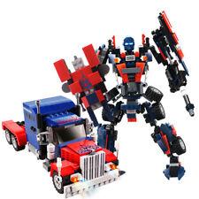 GUDI Transformers Series Skyreach Pillar Model Building Blocks Children's Toys