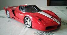 Ferrari FXX 1/18 red/white Hot Wheels Elite