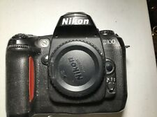 Nikon D100 6.1 M/P Digital Camera Body