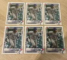 New Listing(6) 2021 Bowman 1st Edition Austin Martin Toronto Blue Jays Lot Of 6 Nm-Mt