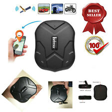 Gps Tracker Strong Magnetic Real Time Car Van Vehicle Tracking Device Hidden New