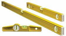 Stabila 29924 3 Level Magnetic Pro-Set - 48-inch , 24-inch and Die-cast Torpedo