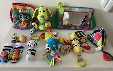Lamaze/ Baby Einstein/ Bright Starts toy bundle
