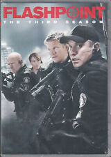 FLASHPOINT: THE THIRD SEASON (DVD 2011 4-Disc Set) (P1)
