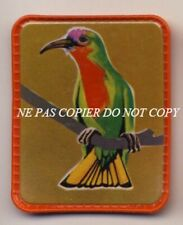 39. Guepier Bee-eater OISEAU BIRD IMAGE CAFES MAURICE CARD