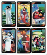 NEU!!!! Dante Tarot 78 Tarotkarten Andrea Serio Giordano Berti 2003