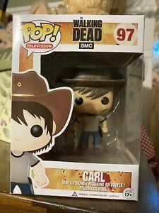 Funko Pop! Television AMC The Walking Dead Carl #97