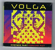 VOLGA - KUMUSHKI PJUT - 11 TITRES - 2014 - ROCK RUSSE - NEUF NEW NEU