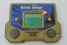 TRONICA DEFENCE WARSHIP DM-020 Handheld LCD Electronic Game WORKING NO CAP