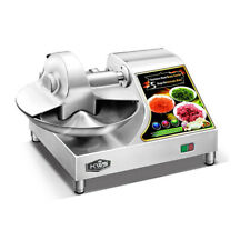 Kws Bc-400 Commercial 1350W 1.5Hp Stainless Steel Buffalo Chopper Bowl Cutter