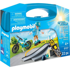 Playmobil P9107 Extreme Sports Carry Case* Brand New